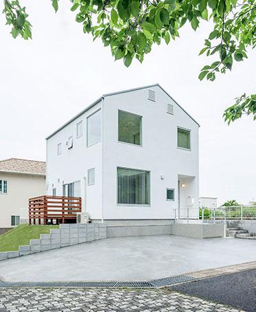 MUJIの家